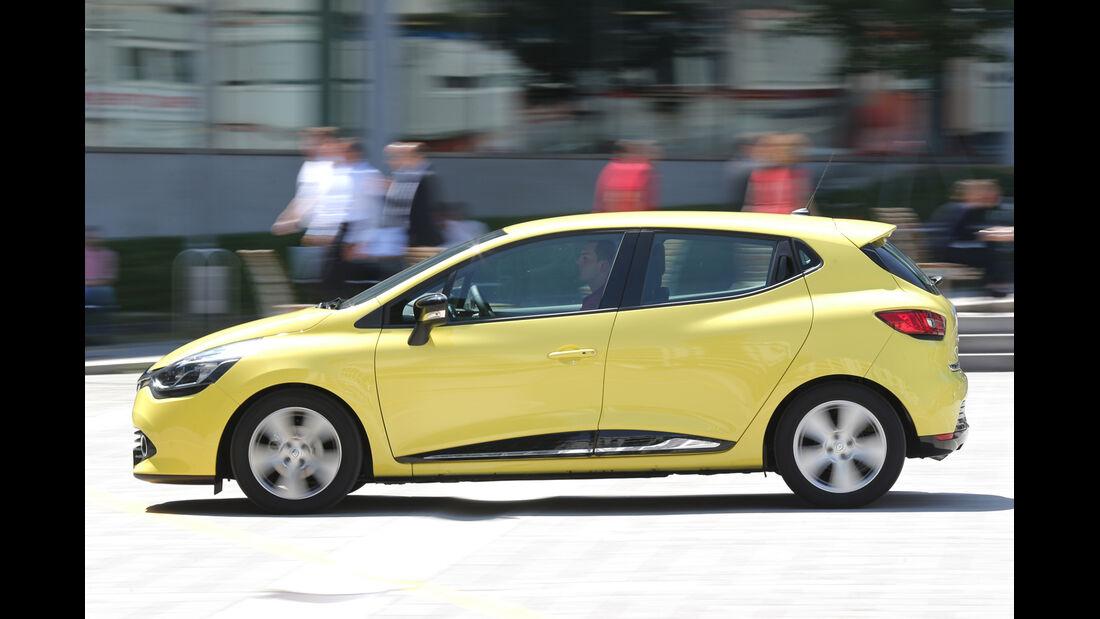 Renault Clio TCe 90, Seitenansicht