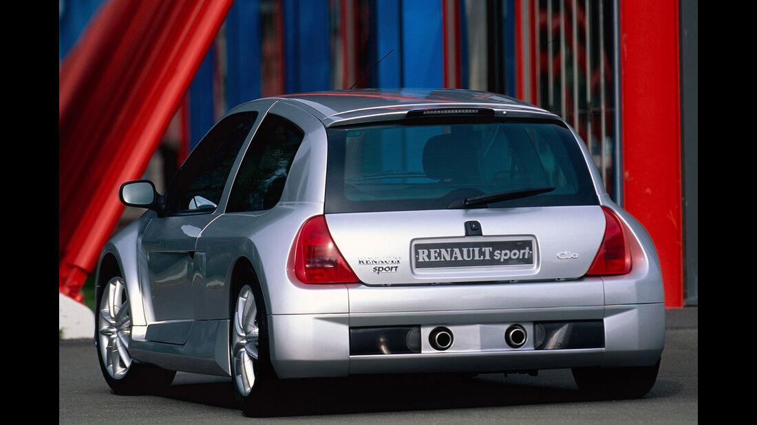 Renault Clio V6, 1998