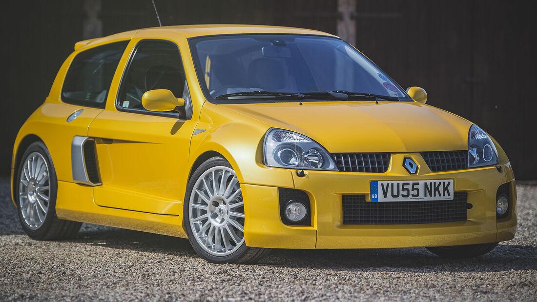 Renault Clio V6 Auktion