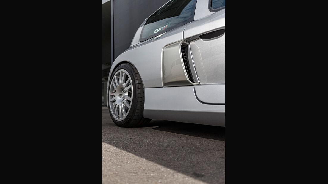 Renault Clio V6, Exterieur
