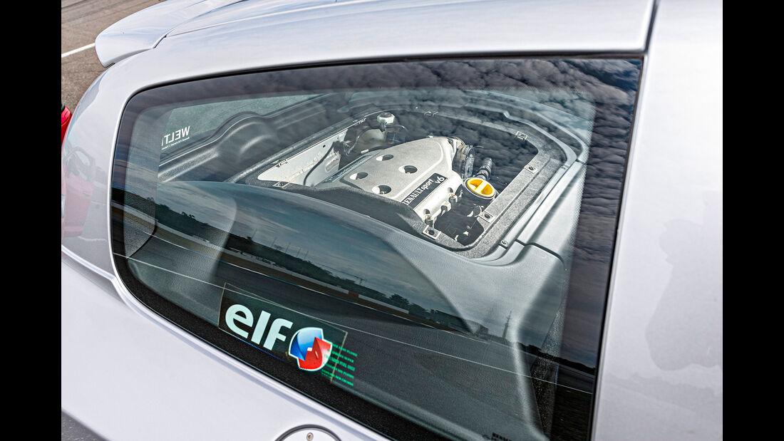 Renault Clio V6, Motor