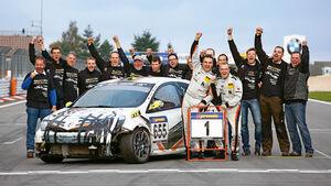 Renault Clio, VLN, Titelgewinn, Team