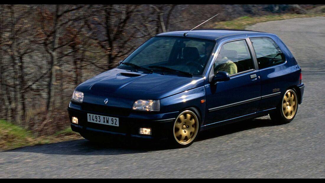 Renault Clio Williams
