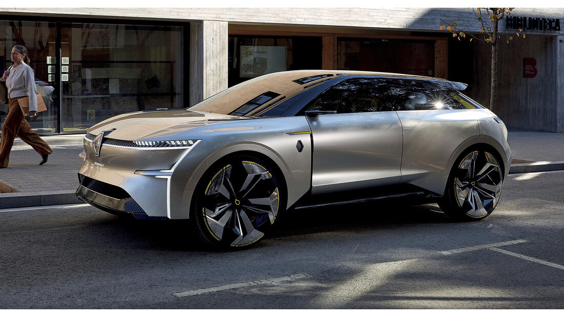 Renault Concept Car MORPHOZ