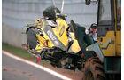 Renault Crash F1