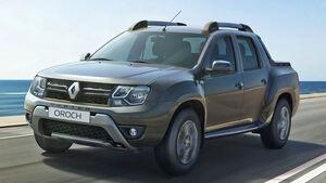 Renault / Dacia Duster Oroch Pickup