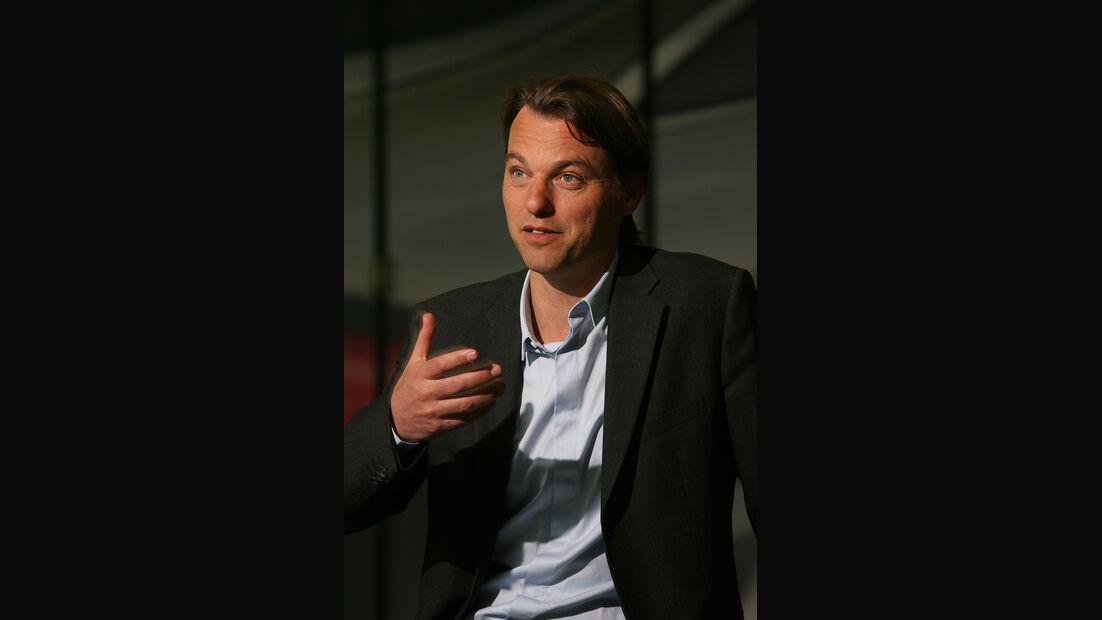 Renault-Designer Laurens van den Acker