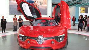 Renault Dezir Paris 2010