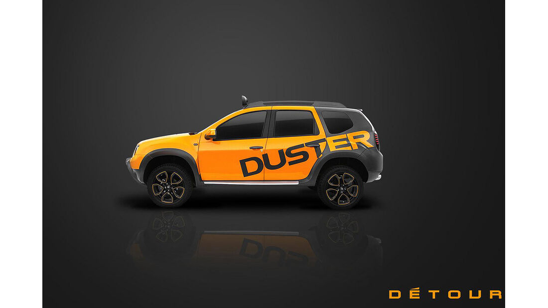Renault Duster Détour