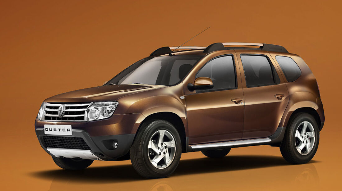 Renault Duster Russland