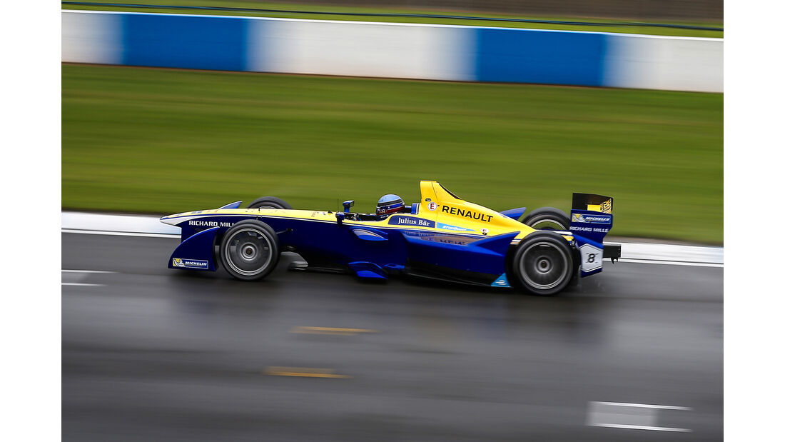 Renault E-Dams - Formel E 2015