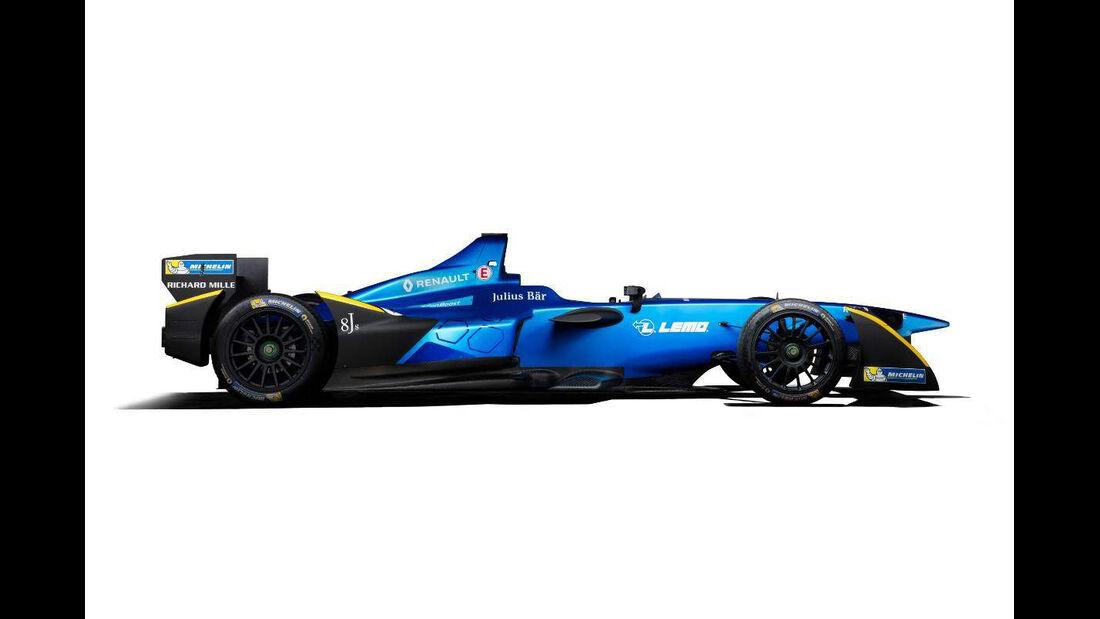 Renault E.Dams - Formel E - 2016
