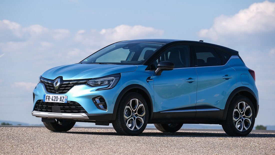 Renault E-Tech Hybride, Renautl Capture, Fahrbericht