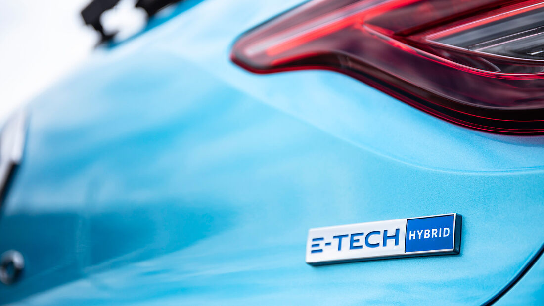 Renault E-Tech Hybride, Renautl Clio, Fahrbericht