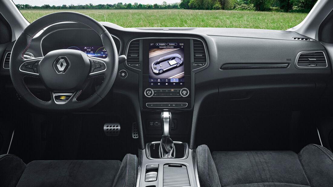 Renault E-Tech Hybride, Renautl Megane, Fahrbericht