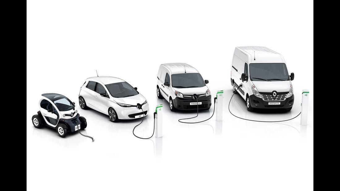Renault Elektro-Transporter