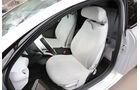 Renault Eolab, Fahrbericht, Innenraum