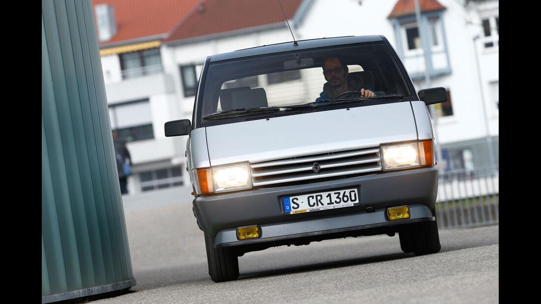 Renault Espace 2000 TSE, Frontansicht