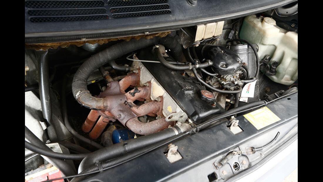 Renault Espace 2000 TSE, Motor