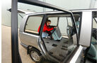 Renault Espace 2000 TSE, Sitze, Umklappen