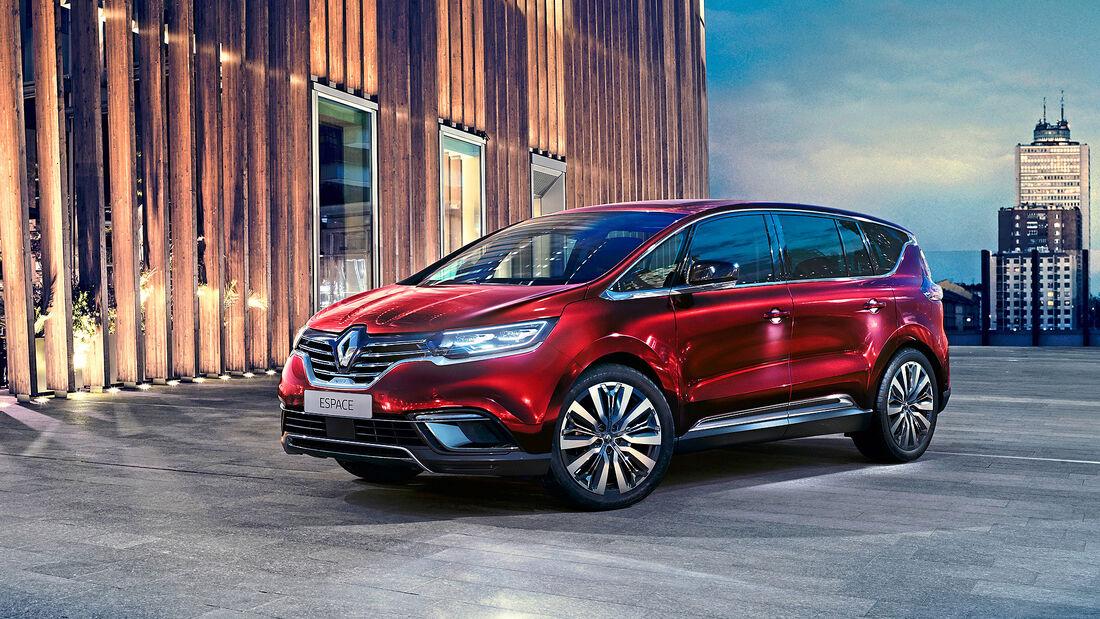 Renault Espace, Autonis 2020