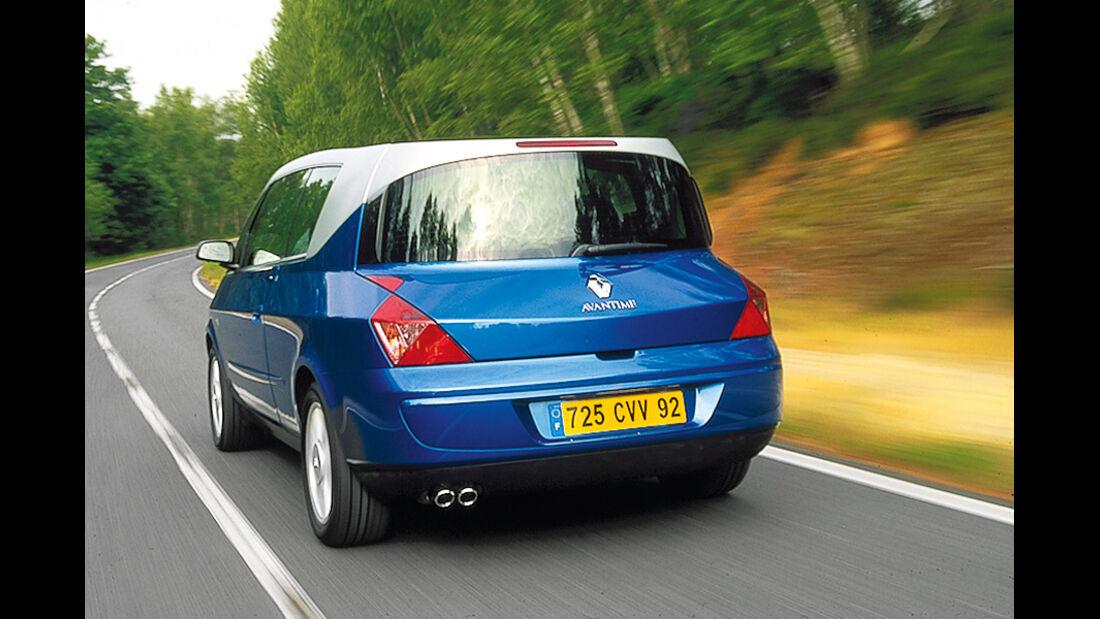 Renault Espace-Coupé Avantimer, Baujahr 2001-2002