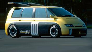 Renault Espace F1 - Concept Car - Prototyp