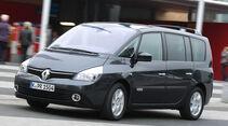 Renault Espace, Frontansicht