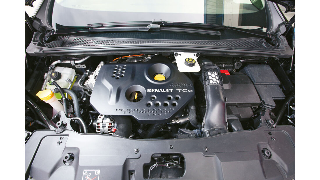 Renault Espace TCe 200, Motor