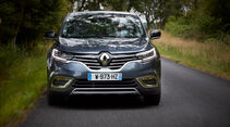 Renault Espace Tce 225 Fahrbericht 2017