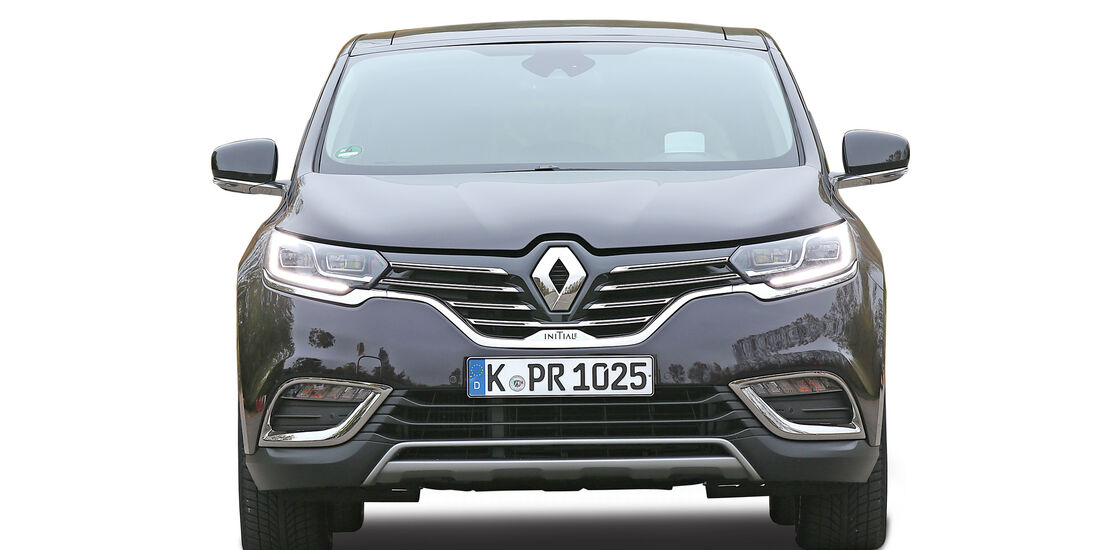 Renault Espace dCi 160