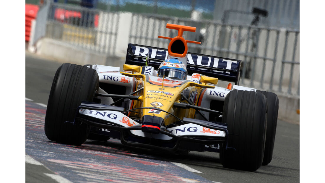Renault - F1 2008