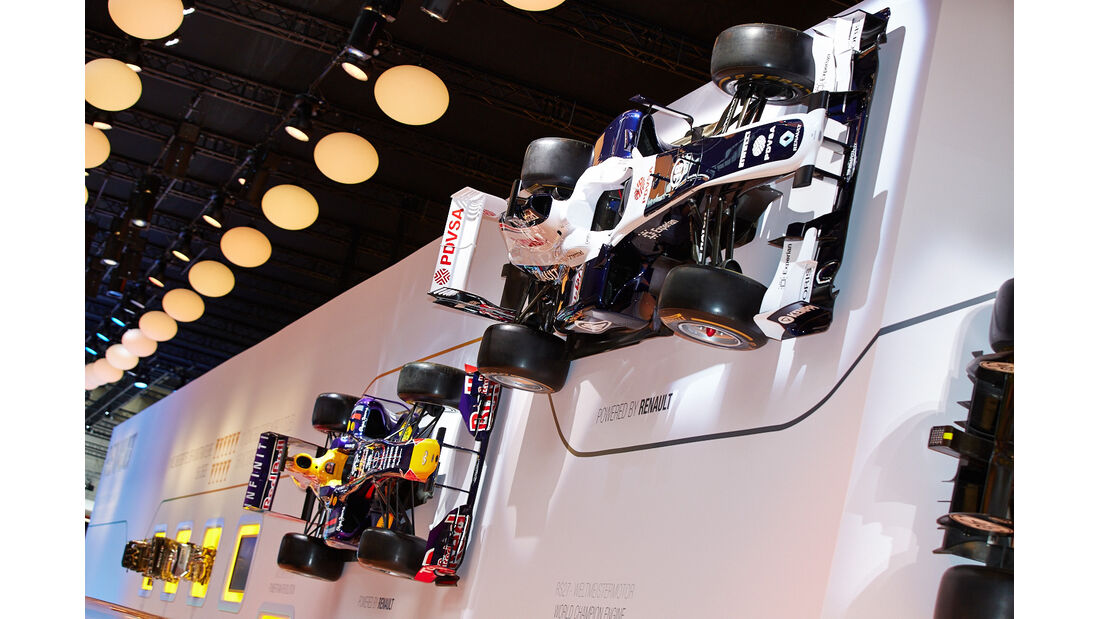 Renault F1-Autos - IAA 2013