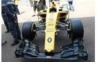 Renault F1 - Formel 1 - GP Monaco - 25. Mai 2016