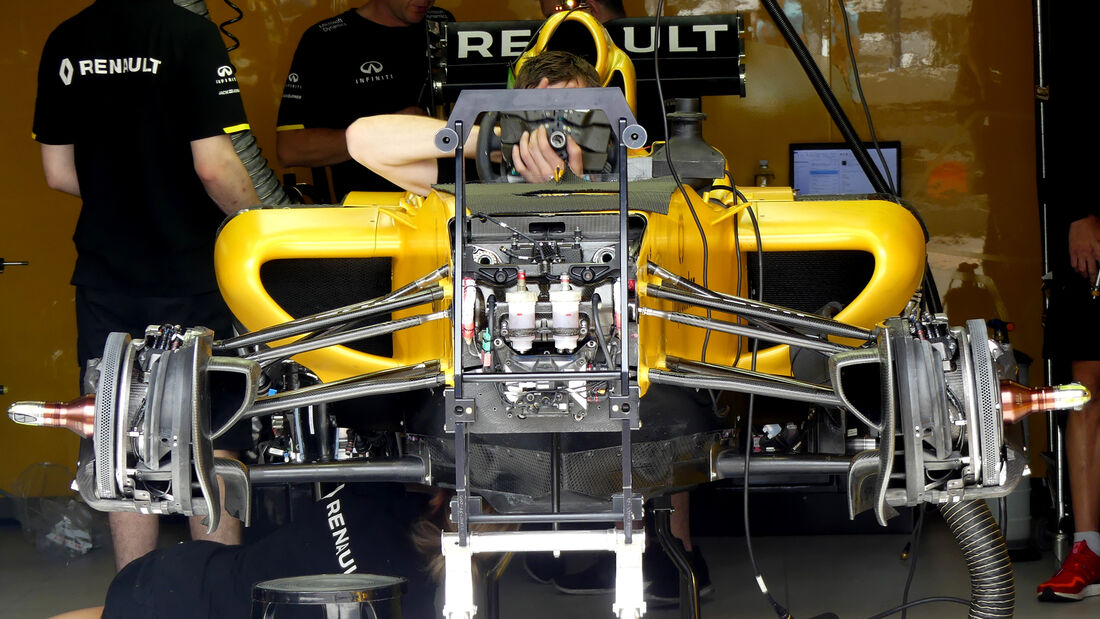 Renault F1 - GP Monaco 2016