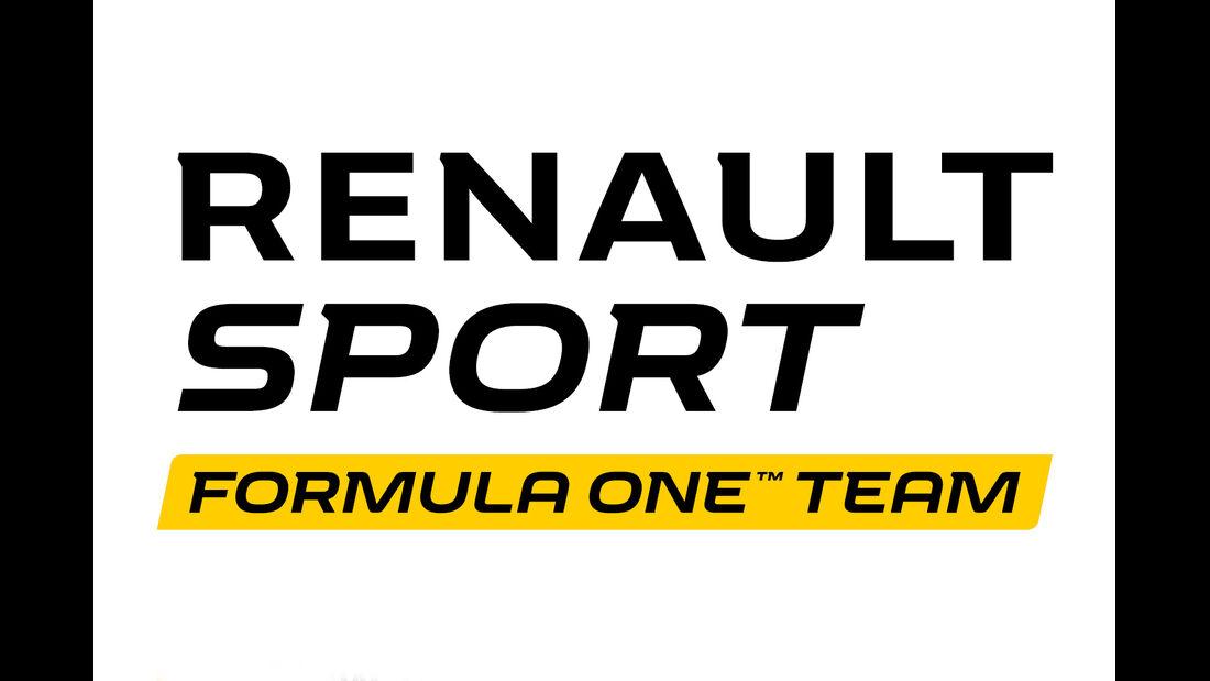 Renault F1 Logo - Formel 1 - 2016