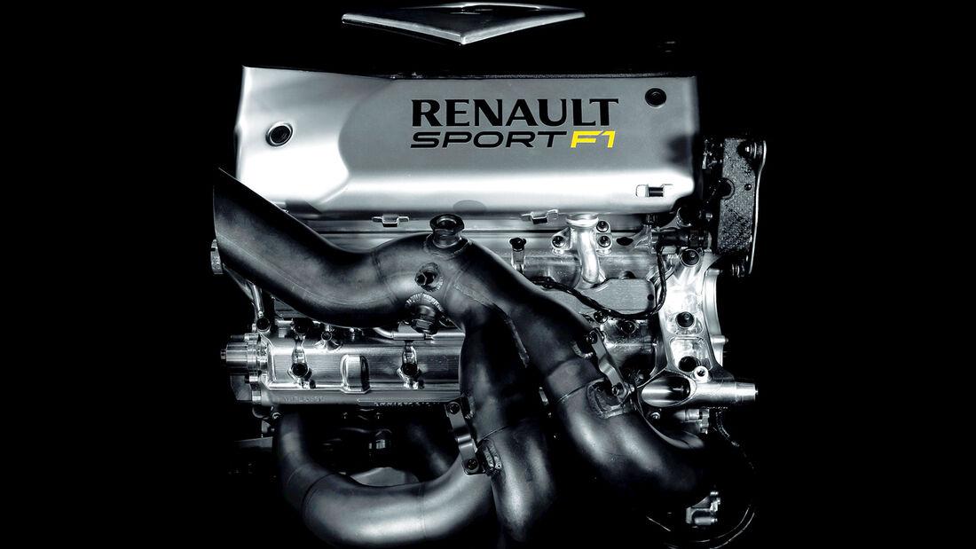 Renault F1 Motor 2013 V8