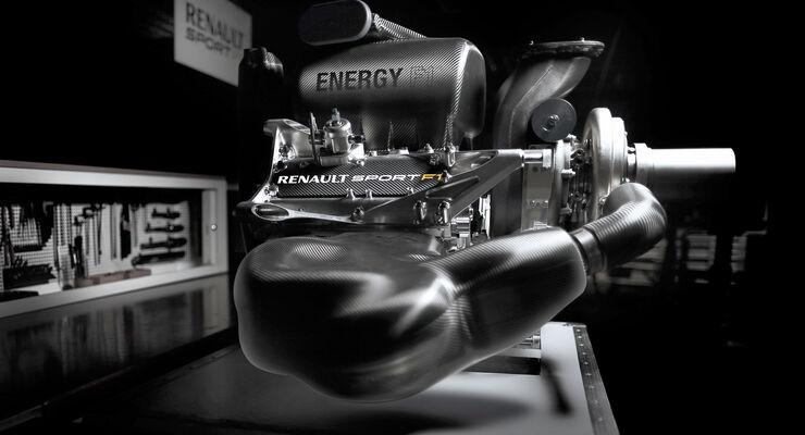 Renault F1 Motor - 2015
