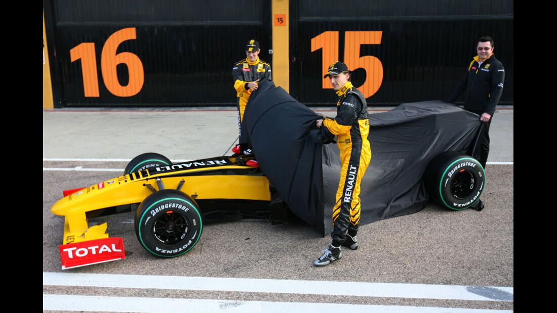 Renault F1 R30