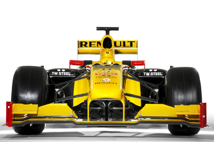formel 1 renault wirbt f r lada auto motor und sport. Black Bedroom Furniture Sets. Home Design Ideas
