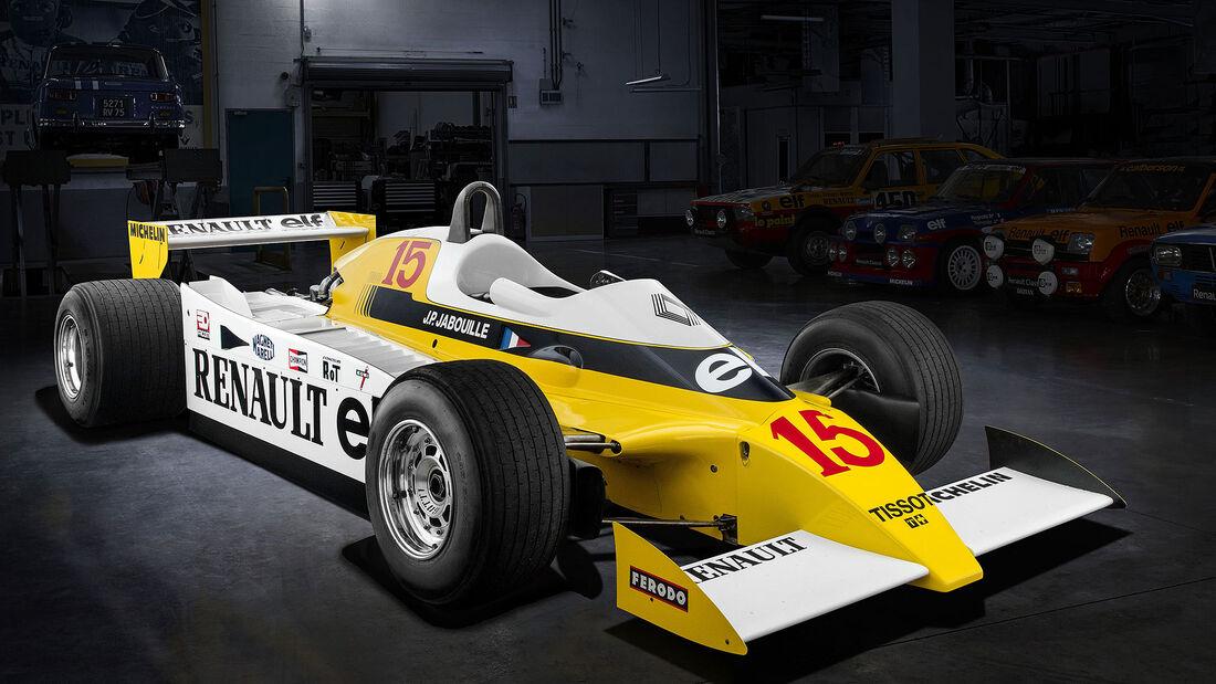 Renault F1 RS 10