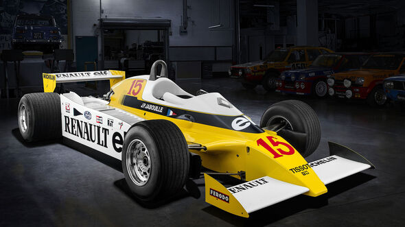 Renault F1 RS 10