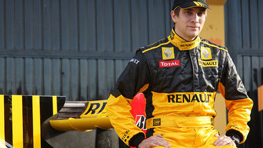 Renault F1 Team Launch