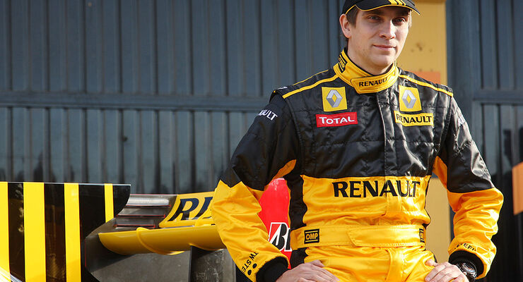 Renault F1 Team Launch