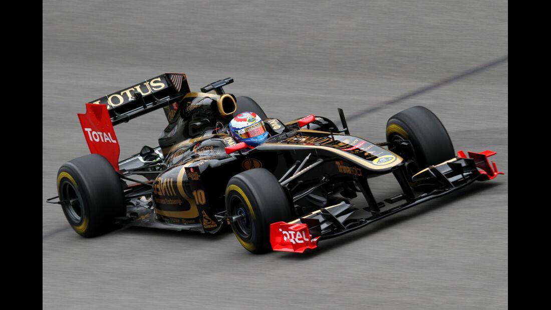 Renault F1 Test 2011