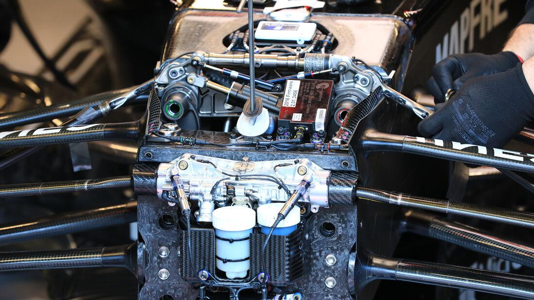Renault - F1-Test - Barcelona - 28. Februar 2020