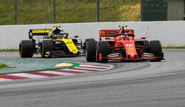 Renault & Ferrari - GP Ungarn 2019