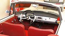 Renault Florida S, Cockpit