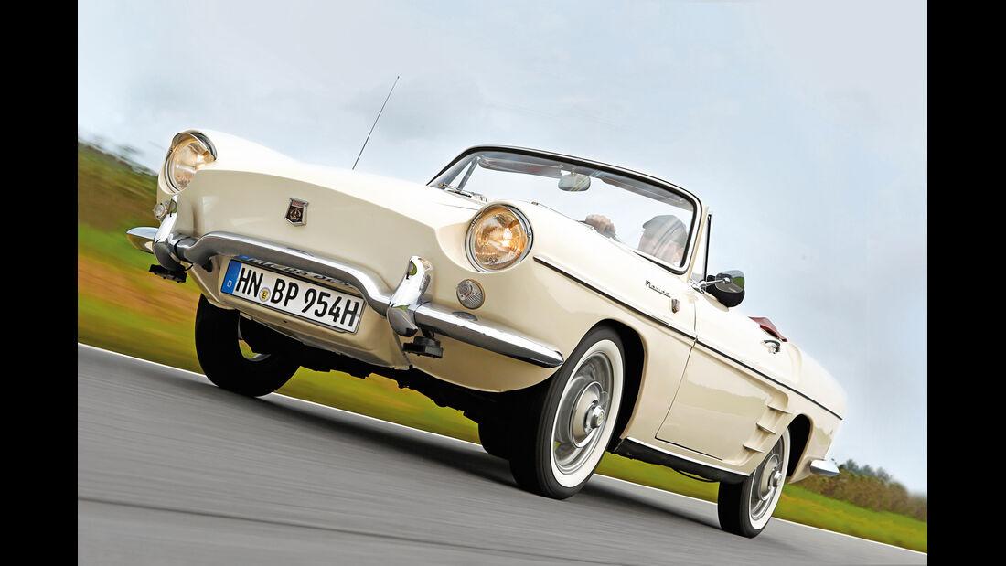 Renault Florida S, Frontansicht