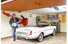 Renault Florida S, Heckansicht, Joachim Weller